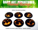 Dark Art Miniatures - Lava Bases