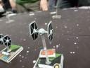 Fantasy Flight - Star Wars X-Wing GenCon 2011
