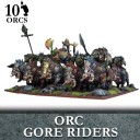 Kings of War - Orc Gore Riders