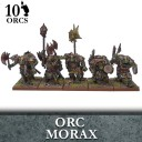 Kings of War - Orc Morax