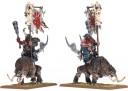 Warhammer Fantasy - Ogerkönigreiche Trauerfangkavallerie