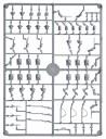 Wargames Factory - Kavallerie, Guss 1 - back