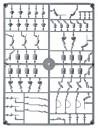Wargames Factory - Kavallerie, Guss 1 - front