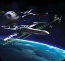 Fantasy Flight - X-Wing Cover Art