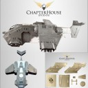 Chapterhouse Studio - Stormraven Conversion Kit