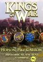 Kings of War Historicla Ancient Combat - Hoplon, Pike & Arrow