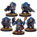Warpath - Forge Father Heavy Unit