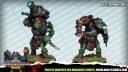 Warpath Marauder Grunts bemalt Heavy