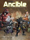 The Ancible - Issue 11 - Cover, large