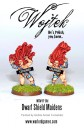 Warlord Games - Dwarf Ladies Fantasy Football Team