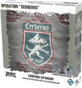 "Dust:Tactics Operation ""Cerberus - Boxcover"