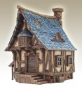 Tabletop World - Town House