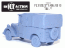"Bolt Action - Flying standard 10 ""tilly"""