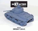 Bolt Action - Sherman V Tank
