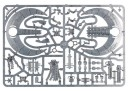 Warhammer 40.000 - Kommando-Gleiter/Annihilator-Gleiter der Necrons