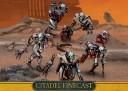 Warhammer 40.000 - Necron Alptraum-Meute