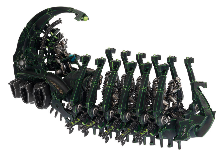 Warhammer 40 000 Vorbestellung Necrons Br 252 Ckenkopf
