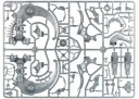 Warhammer 40.000 - Geister-Barke Gussrahmen
