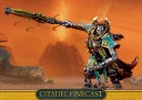 Warhammer 40.000 - Necron Hochlord