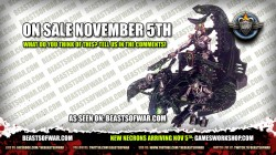 Necrons Preview Beasts of War