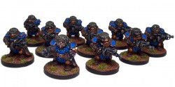 Warpath Forge Father Steel Warriors