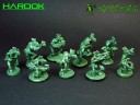 Mad Robot Miniatures - Harook