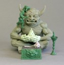 Otherworld Miniatures - Demon Idol