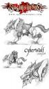 Cyberwolf Konzept