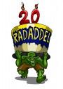 Radaddel - 20 Jahre Jubilaeum