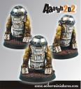 Scibor Miniatures - Aaarg2d2