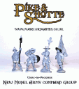 Warlord Games - Pike & Shotte New Model Army Command