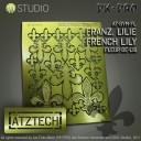 Ätztech - Französische Lilie