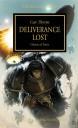 Black Library - Deliverance Lost