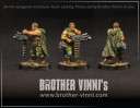 Brother Vinni's - Soldier with Chaingun