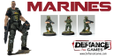 Defiance Games - Alien War USMC