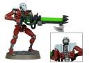 Warhammer 40.000 - Necron Color Scheme