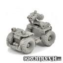 Kromlech - Orc Desert Raider
