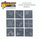 Warlord Games - Celtic bases 20mm