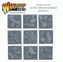 Warlord Games - Celtic bases 25mm