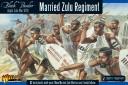 Warlord Games - Married Zulu Regiment