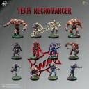 Willy Miniatures - Team Necromancer