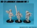 Lead Adventure - Landsknecht Cmd Unit 2