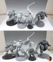 Zandris IV - Pendekar Battlesuits