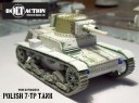 Bolt Action - Polish 7-TP Tank