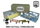 Tactical Terrains - 28mm Container Set