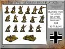 Forged in Battle - German Para Platoon