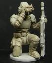 Corporation Soldier Kneeling