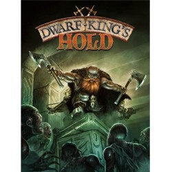 Dwarf King's Hold 3 Cover