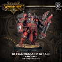 Warmachine - Battle Mechanik Officer