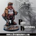 Scibor - Paulus von Hinternburg